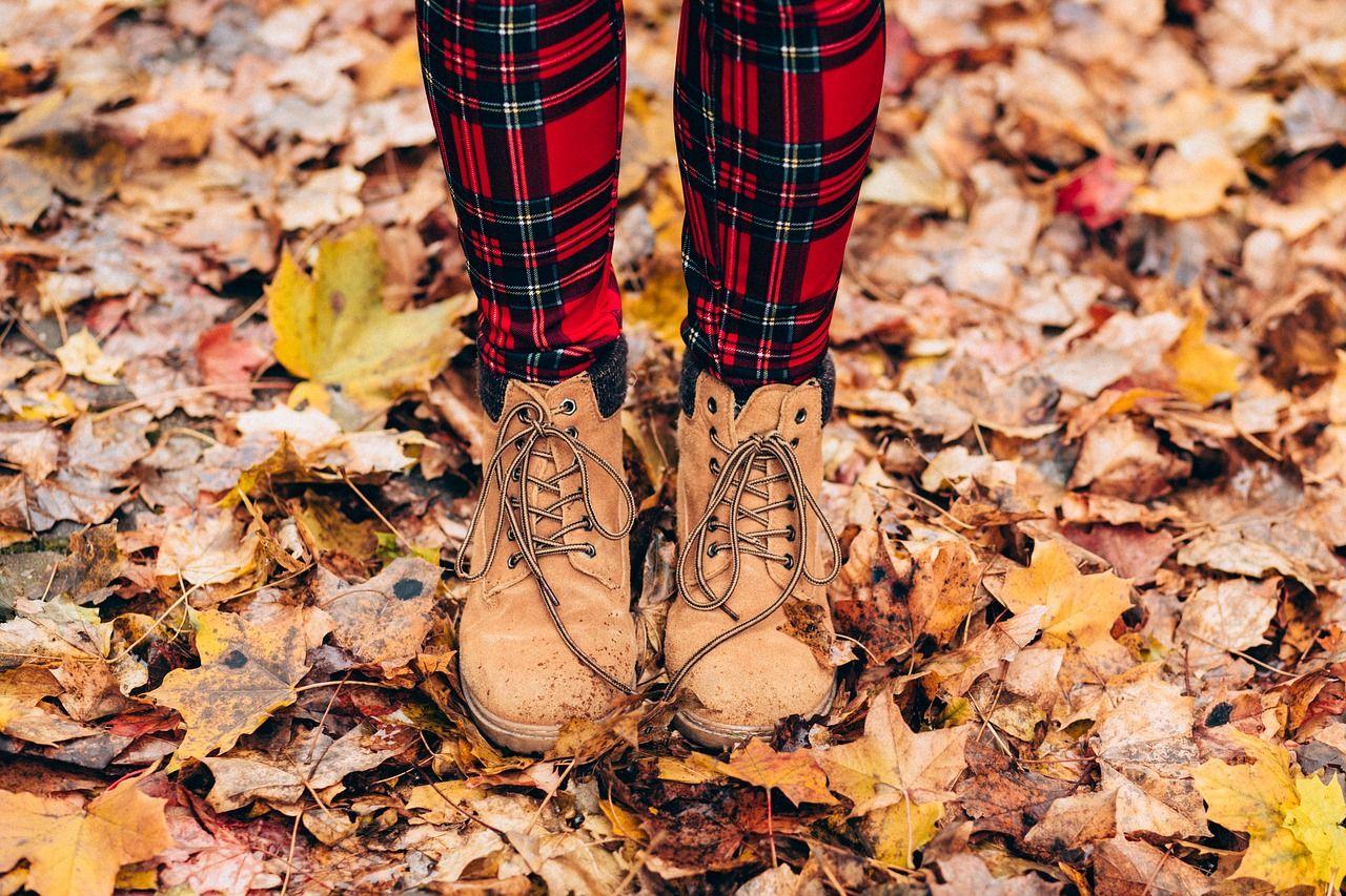Modne obuwie na jesień