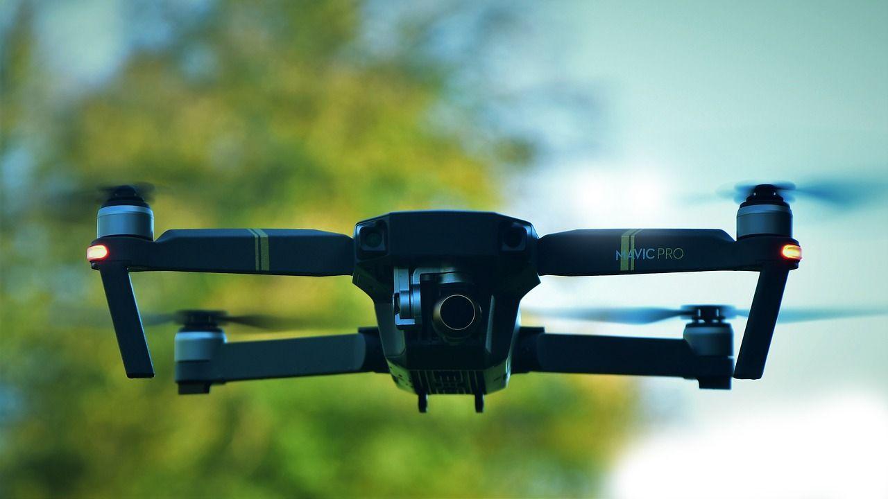 Jakie parametry mają dobre drony?