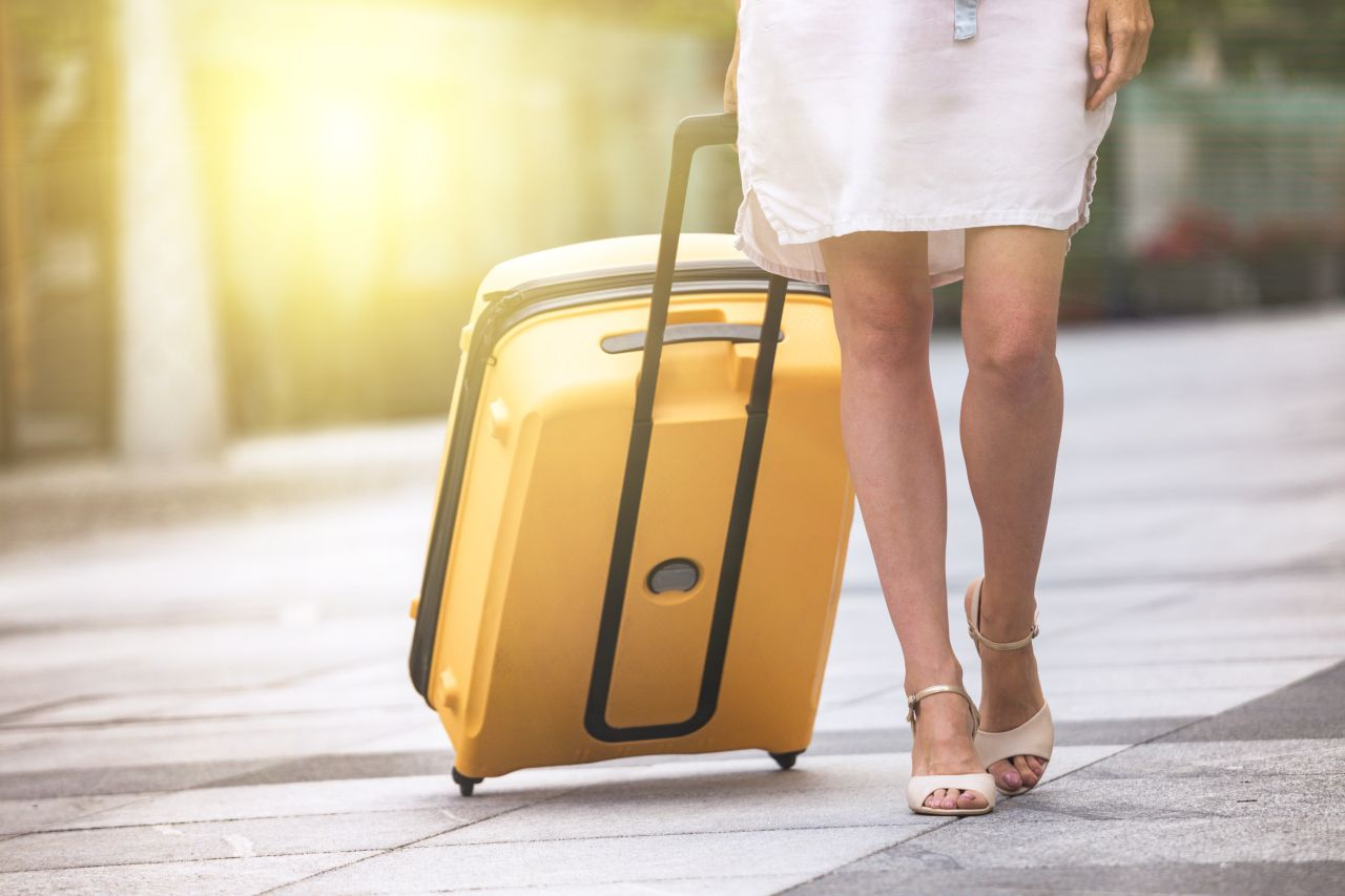 Jak odpowiednio spakować się na wakacje?