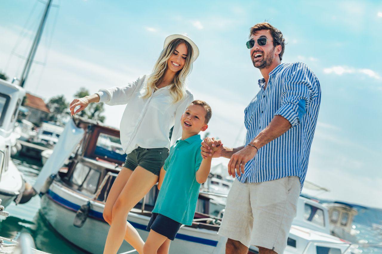 Jak zaplanować rodzinne wakacje?