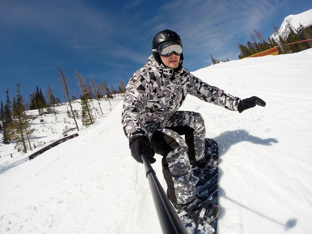 Jakie gogle ubrać na snowboard?
