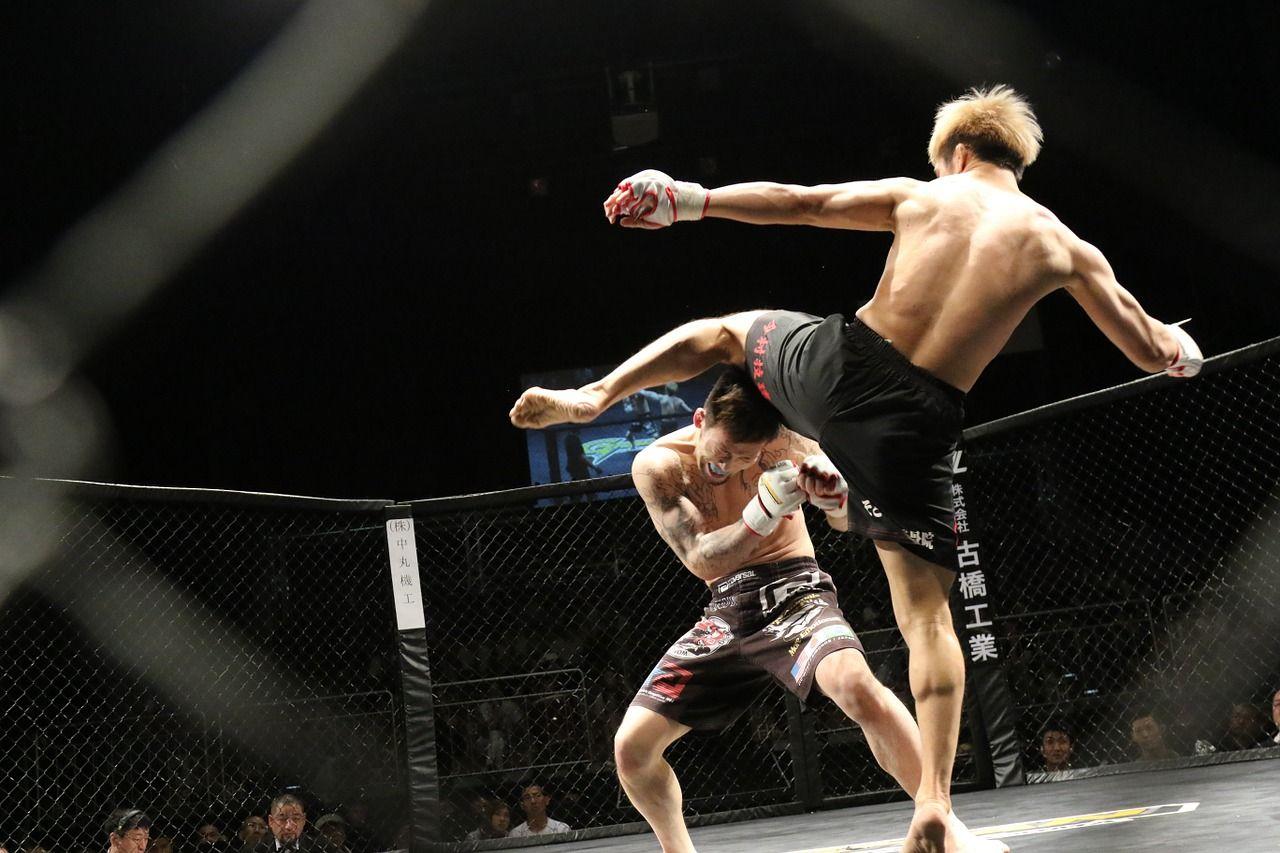 MMA – na czym polega i co przyda się do jego uprawiania?