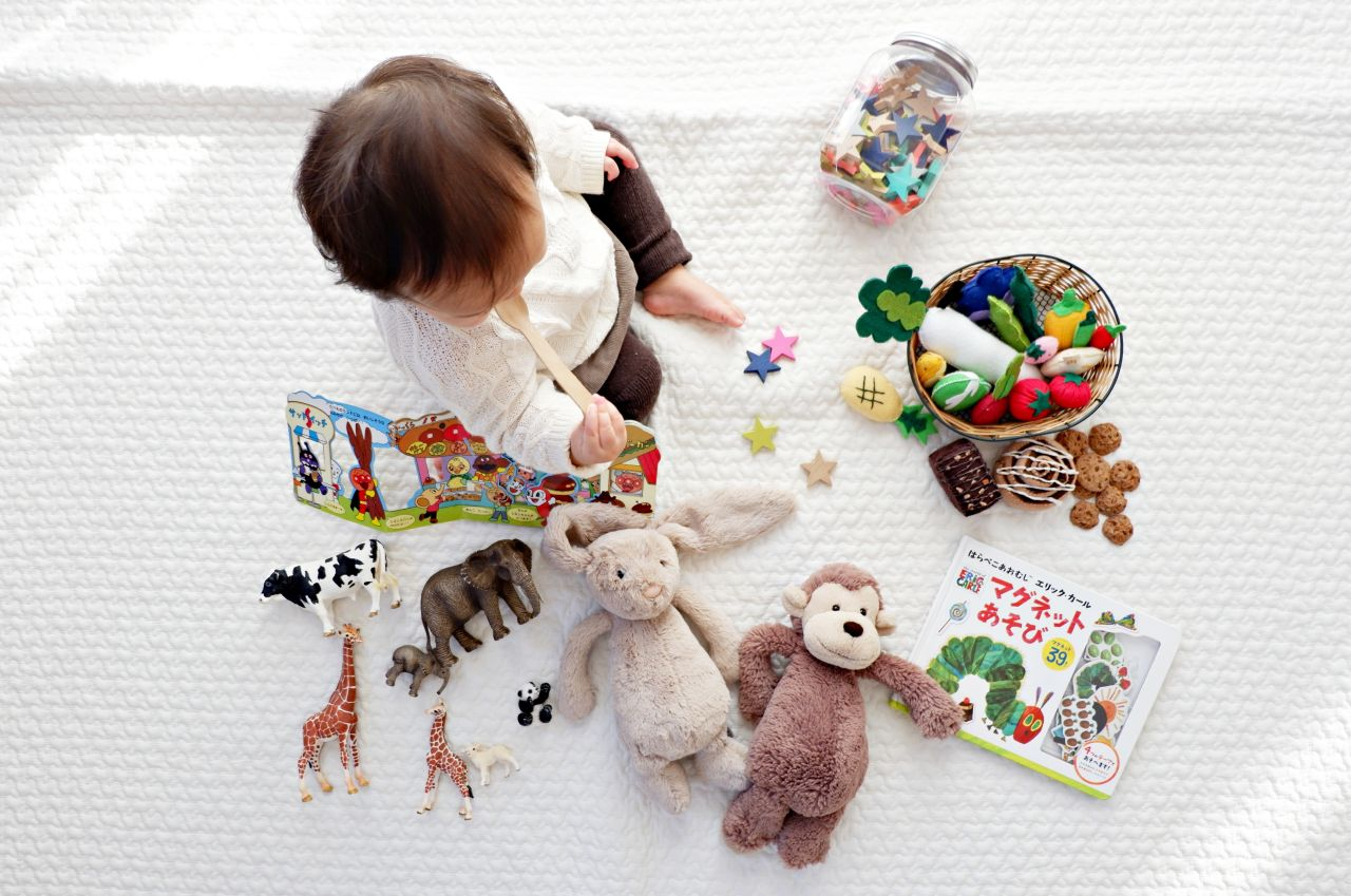 Jak wybrać najlepsze zabawki dla dzieci?
