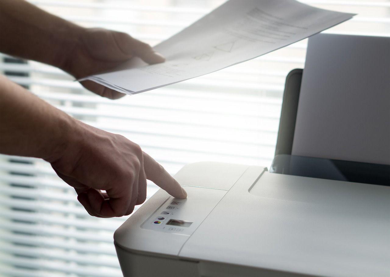 Jaki sprzęt biurowy przydaje się w pracy najczęściej?