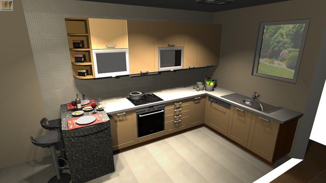 Dlaczego warto nabyć meble kuchenne na wymiar?