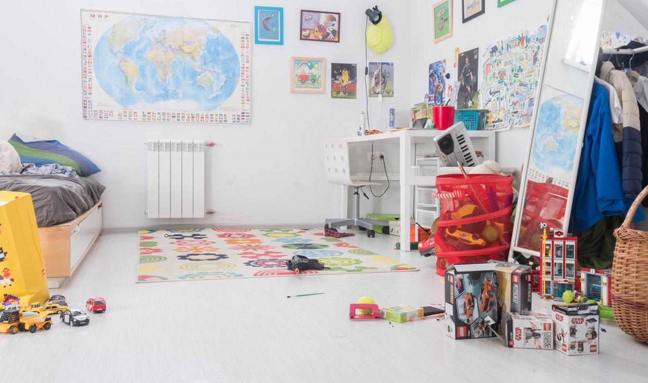 Edukacyjne dekoracje do pokoju dziecka