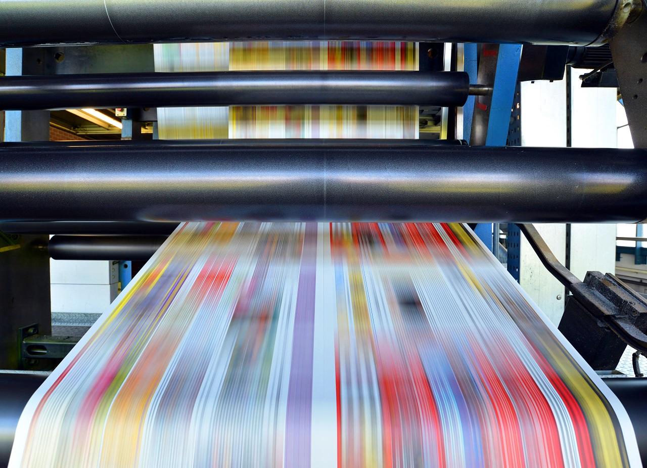 Najważniejsze zalety druku cyfrowego
