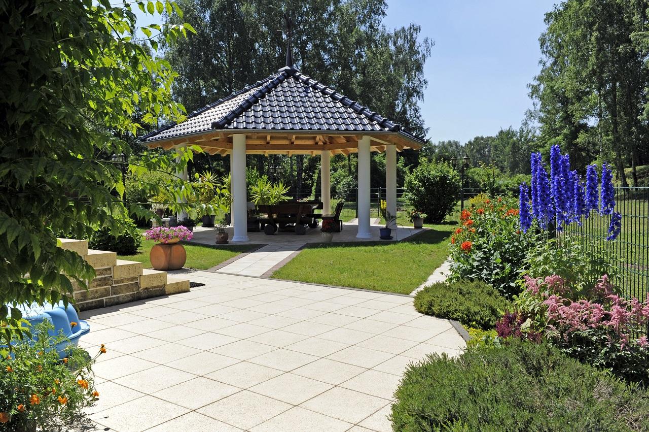 Pomysły na aranżację dużego ogrodu