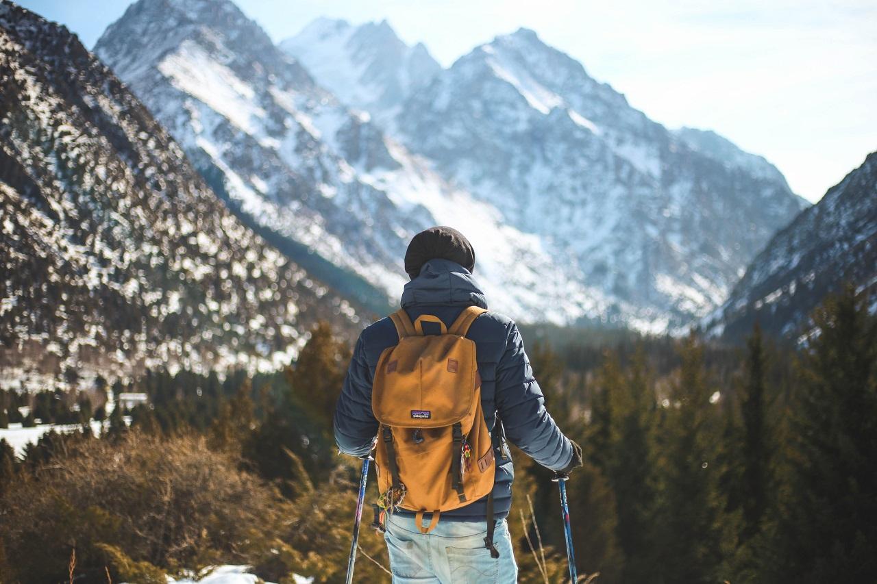 Ciepła odzież do zabrania w góry