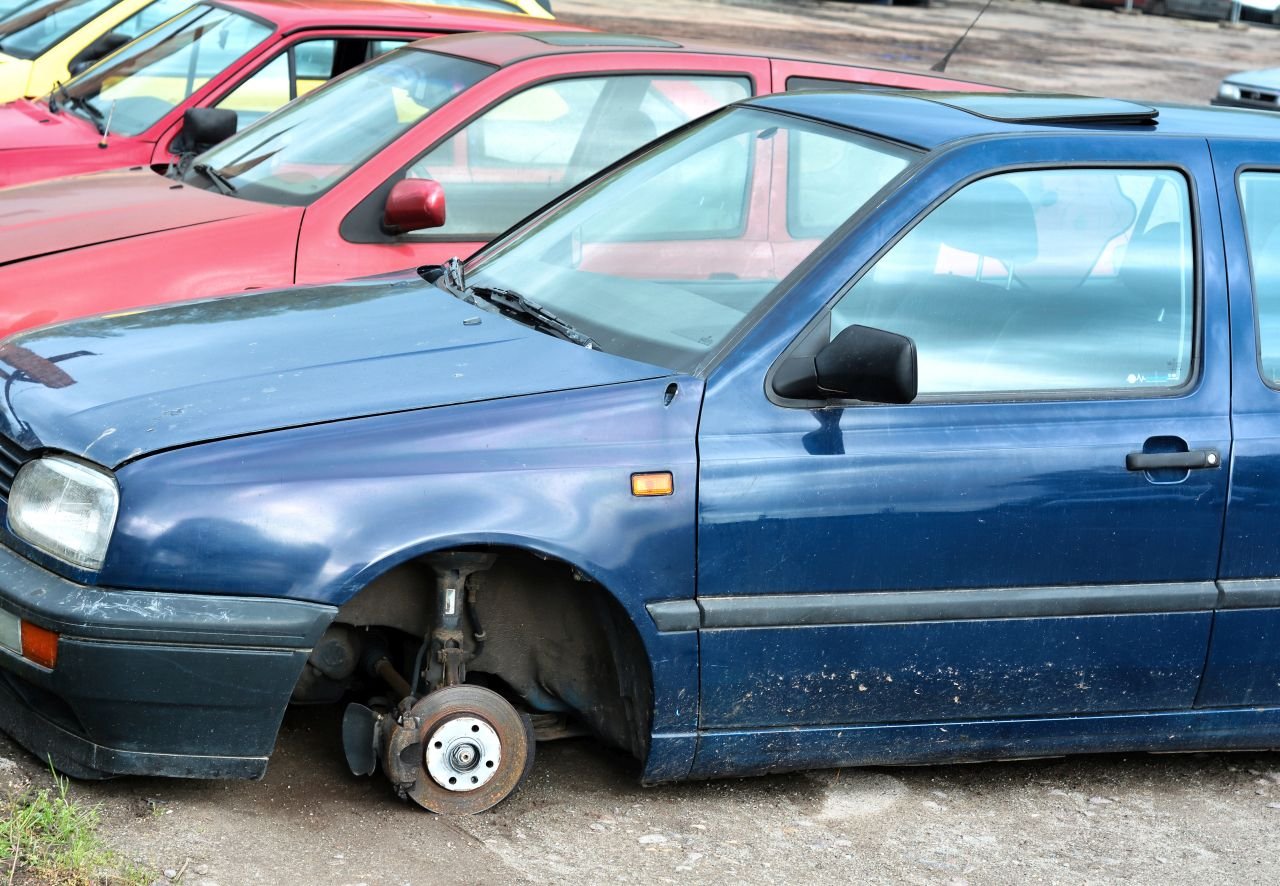 Skup aut – jakie auto można tam oddać?