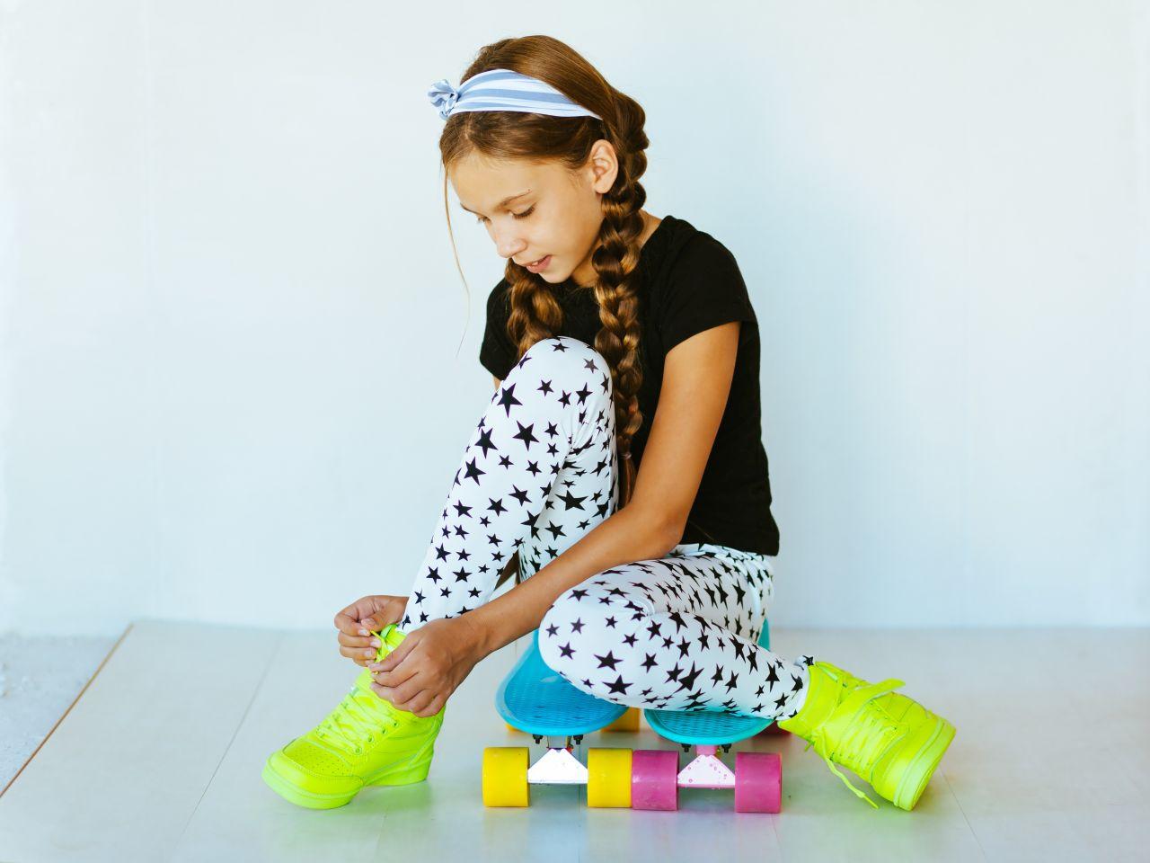 Buty sportowe, które spełnią oczekiwania naszych dzieciaków